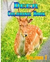 Deer Coloring Books