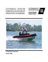 Cutterboat – over the Horizon Cb-oth Mk III Operator's Handbook