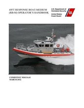 45 Feet Response Boat - Medium Rb - M Operator's Handbook