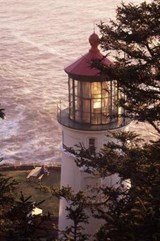 Heceta Head Lighthouse Oregon USA Journal | auteur onbekend |