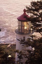 Heceta Head Lighthouse Oregon USA Journal