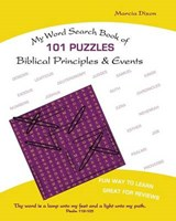 My Word Search Book of Biblical Principles and Events | Marcia A. Dixon |