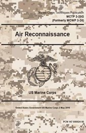 Marine Corps Techniques Publication Mctp 3-20g Air Reconnaissance 2 May