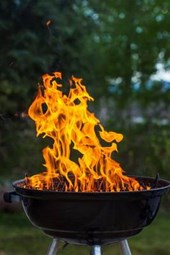 The Flaming Grill Journal