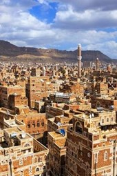 Old City of Sanaa, the Capital of Yemen Journal