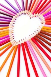Pencil Me into Your Heart Journal