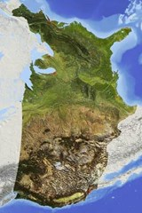 Relief Map of the United States of America Journal USA | auteur onbekend |