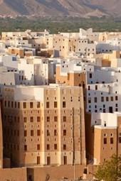 Shibam in Hadhramaut Province of Yemen Journal