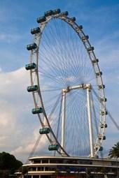 Singapore Flyer - Largest Ferris Wheel in the World Journal