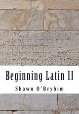 Beginning Latin II | Prof Shawn O'bryhim |