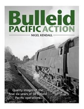 Bulleid Pacific Action | Mr Nigel W. Kendall |