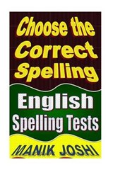 Choose the Correct Spelling | Mr Manik Joshi |