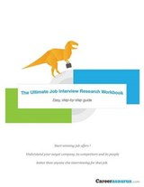 The Ultimate Job Interview Research Workbook | Mark Gavagan |