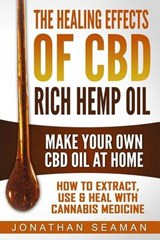 The Healing Effects of CBD Rich Hemp Oil - Make Your Own CBD Oil at Home | Jonathan Seaman |