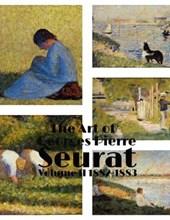 The Art of Georges Pierre Seurat Volume II 1882-1883 (25 Paintings)