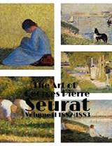 The Art of Georges Pierre Seurat Volume II 1882-1883 (25 Paintings) | Unique Journal |