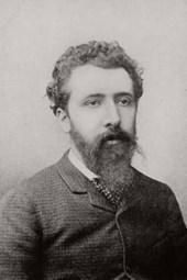 Artist Georges Seurat (Famous Portraits)