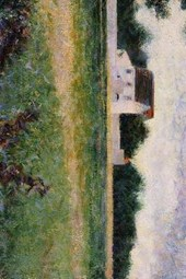 Georges Seurat Landscape in the Ile de France