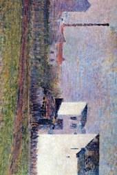 Georges Seurat Suburb
