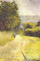 Georges Seurat the Hollow Way