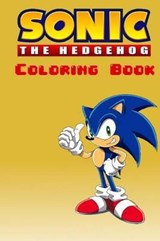 Sonic the Hedgehog Coloring Book | Rum and Log Publishing |