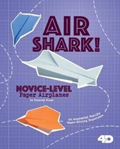Air Shark! Novice-Level Paper Airplanes