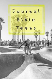 Journal Bible Teens