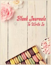 Blank Journals to Write in