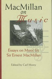 MacMillan on Music