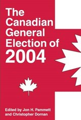 The Canadian General Election of | Pammett, Jon H., Professor |
