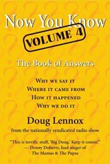 Now You Know | Doug Lennox |