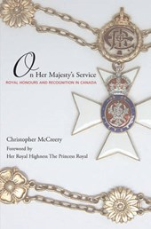 On Her Majesty's Service | Christopher McCreery |
