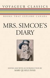 Mrs. Simcoe's Diary