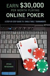 How to Earn $30,000 Per Month Playing Online Poker