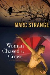 Woman Chased by Crows