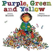 Purple, Green and Yellow | Robert Munsch |