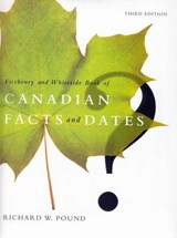 Fitzhenry & Whiteside Book of Canadian Facts and Dates | auteur onbekend |