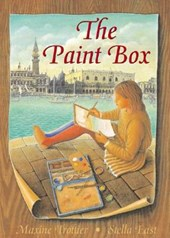 Paint Box | Trottier, Maxine; East, Stella |