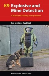 K9 Explosive and Mine Detection | Resi Gerritsen |