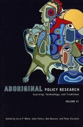 Aboriginal Policy Research