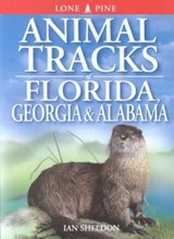 Animal Tracks of Florida, Georgia, Alabama | Ian Sheldon |