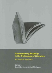 Contemporary Readings in the Philosophy of Literature