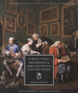 The Broadview Anthology of Restoration and Early Eighteenth-Century Drama | auteur onbekend |