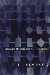 Essentials of Symbolic Logic - Third Edition | R L Simpson |