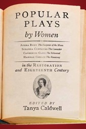 Popular Plays by Women in the Restoration and Eighteenth Century |  |