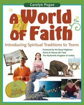 A World of Faith | Carolyn Pogue |