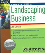 Start & Run a Landscaping Business [With CDROM] | Joel LaRusic |