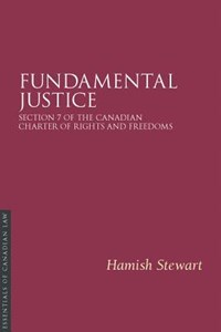 Fundamental Justice | Hamish Stewart |