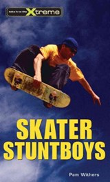 Skater Stuntboys | Pam Withers |
