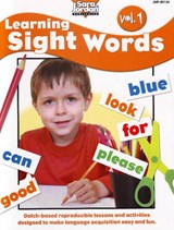 Learning Sight Words | Barbara Rankie |